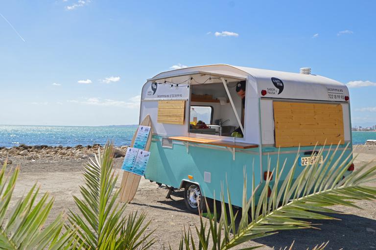 caravana food truck
