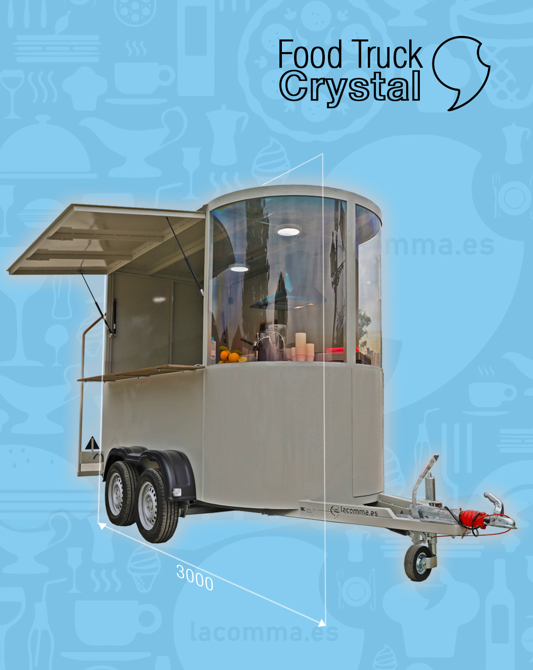 Foodtruck Crystal