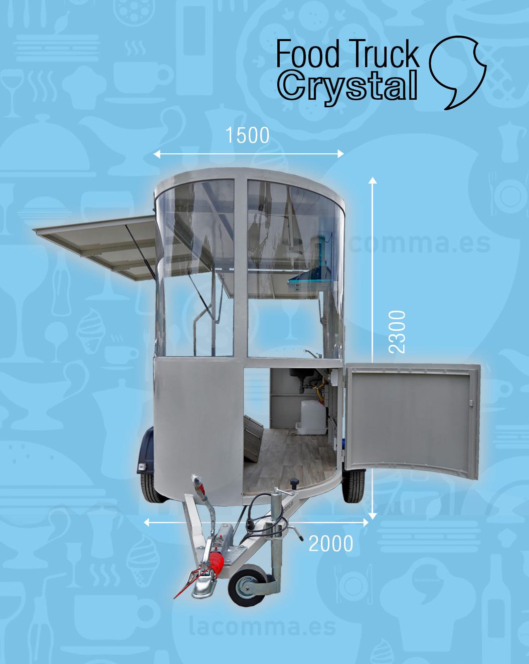 food truck cristal