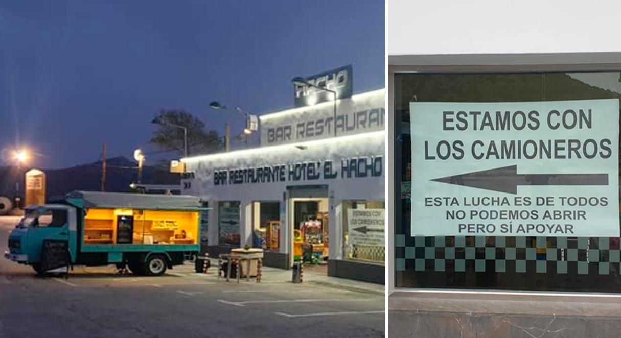 El Hacho food truck