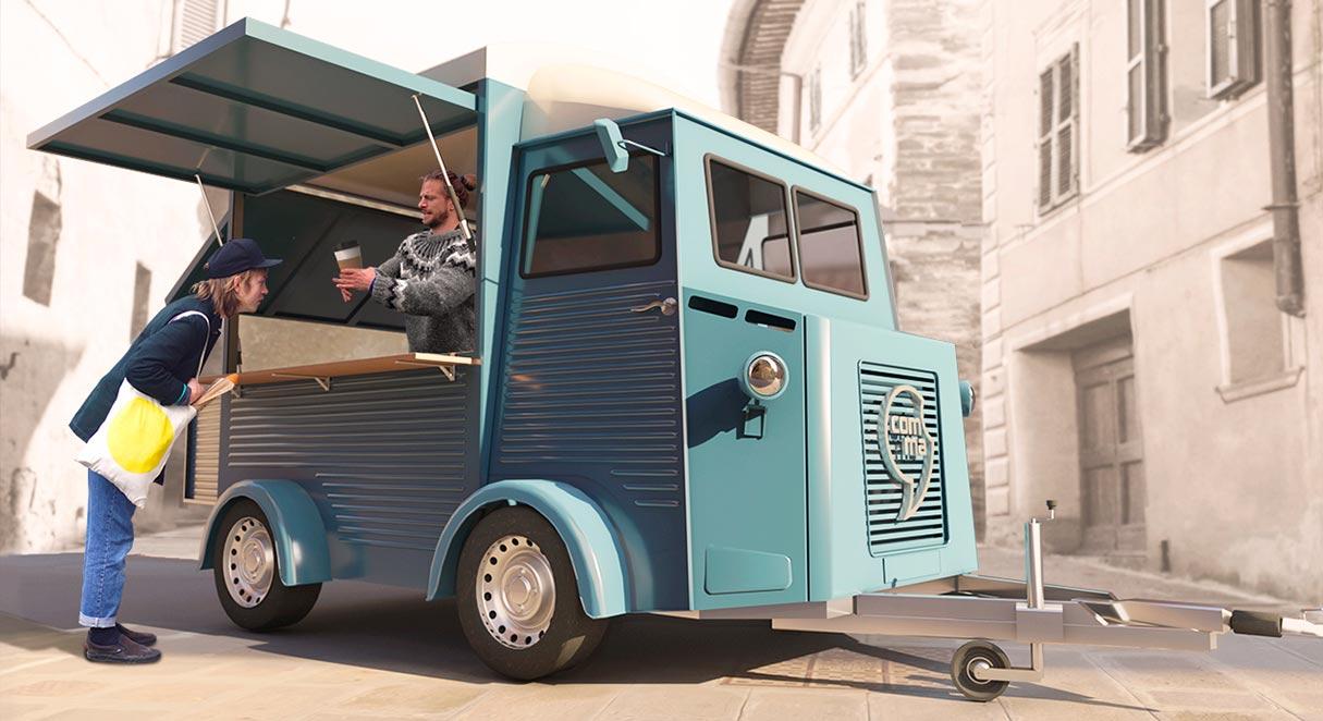 Food truck LT LACOMMA