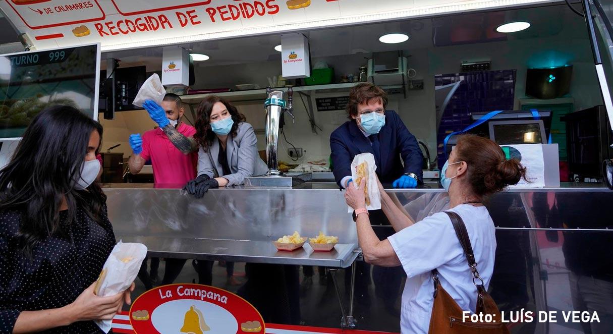 Ifema food truck