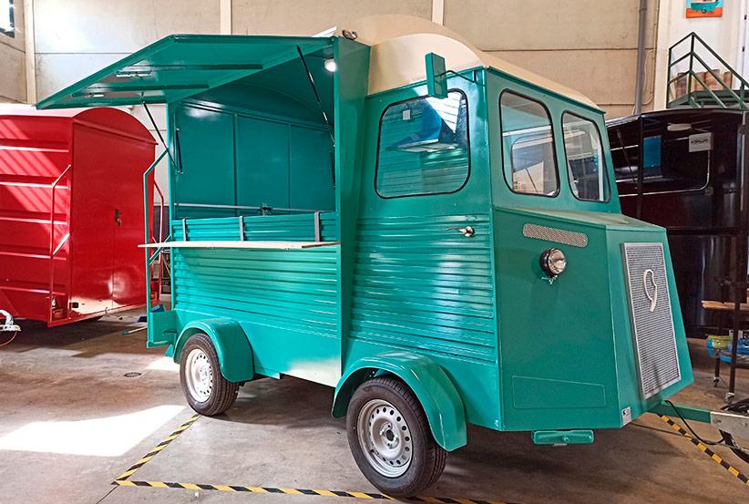 Food Truck remolque