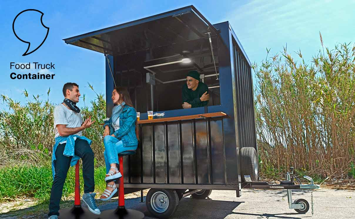 Container Food Truck