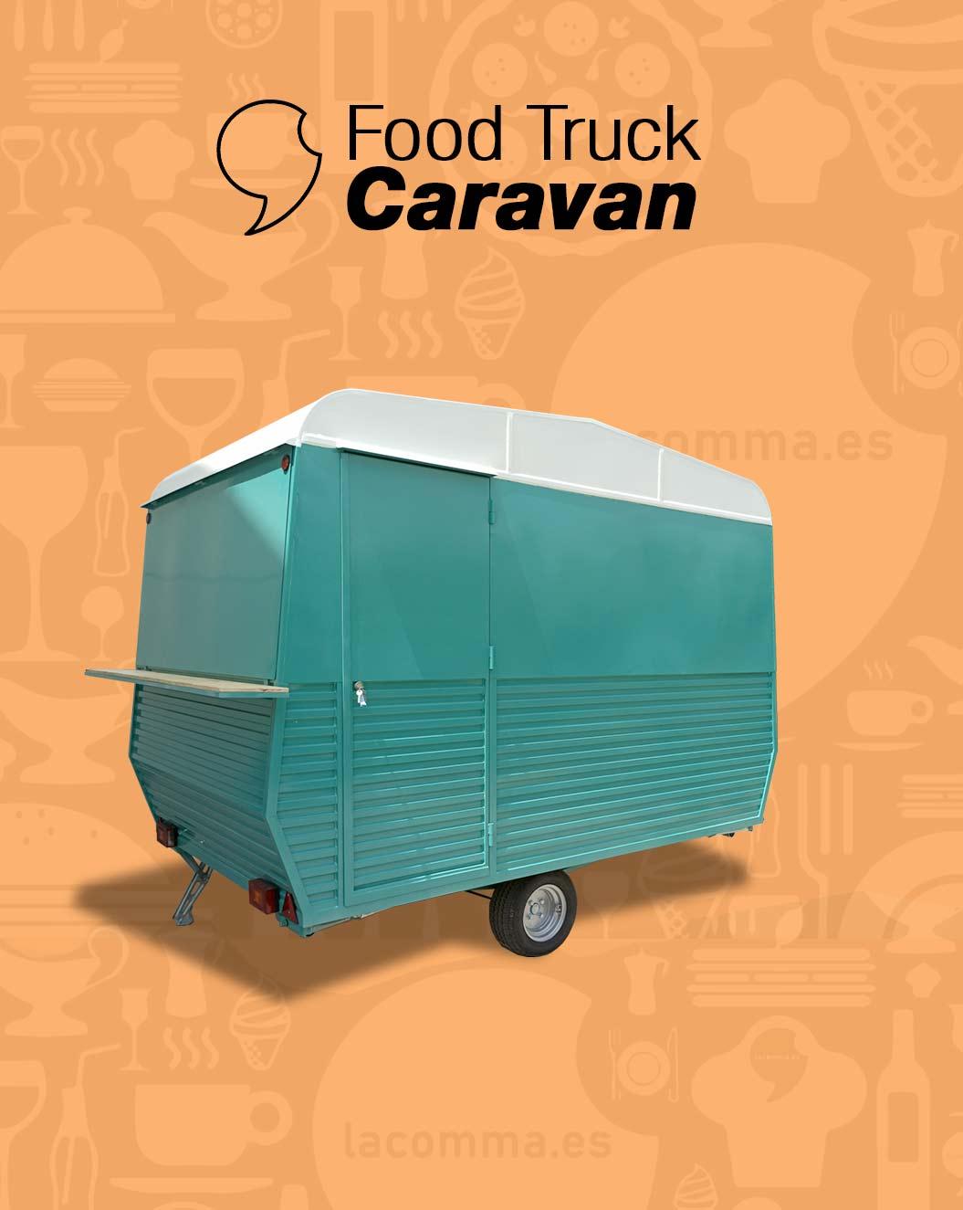 caravan LACOMMA